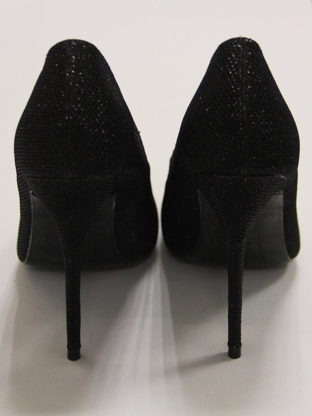 Туфли черные лодочки 2