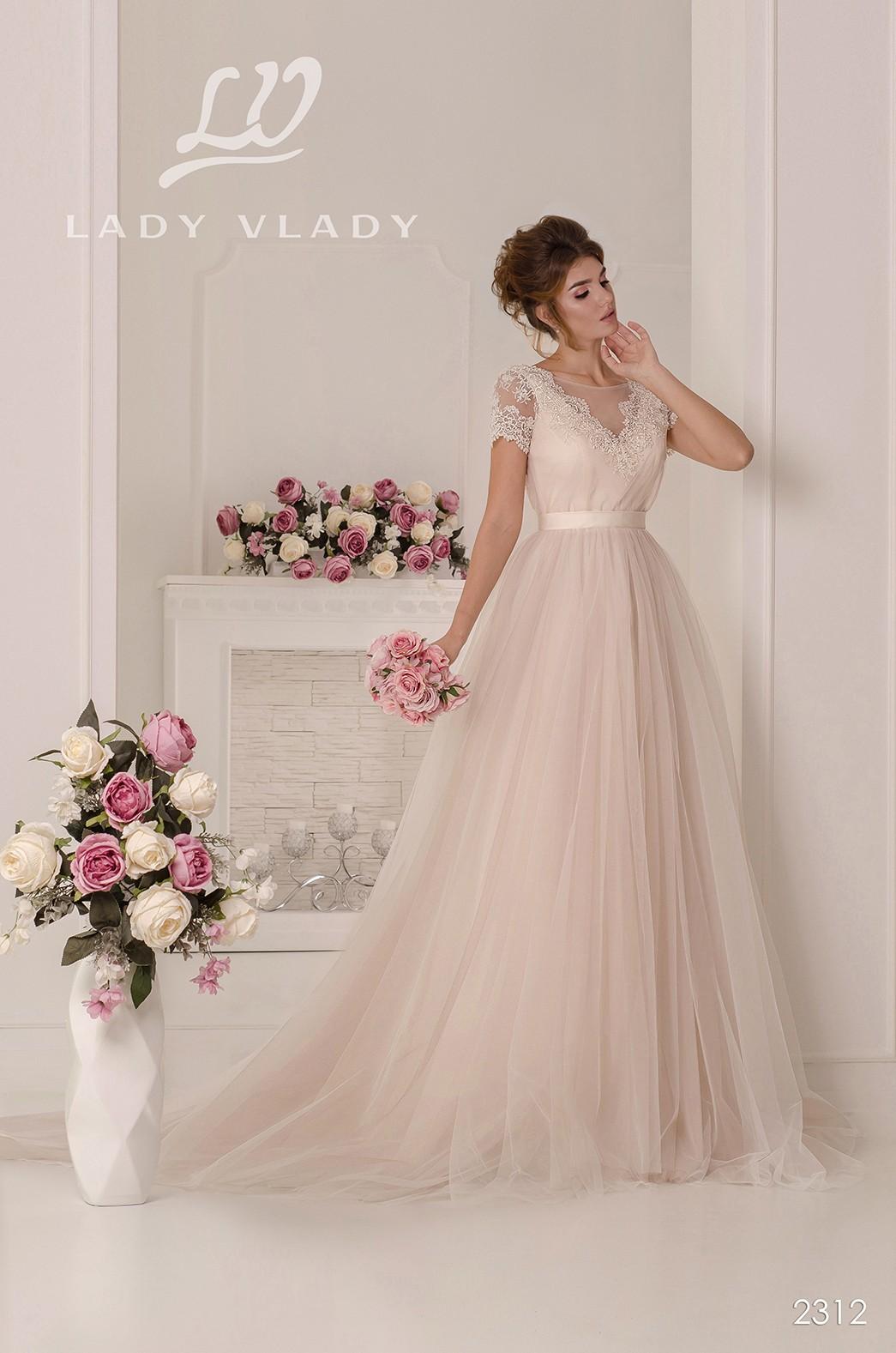 Фотография Свадебное платье Ираида