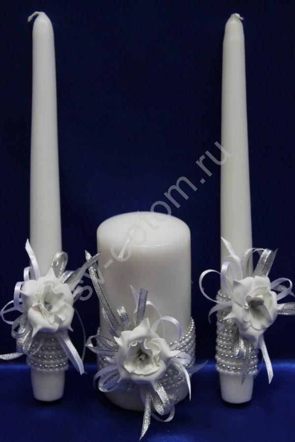 Фотография Набор свечей Домашний очаг