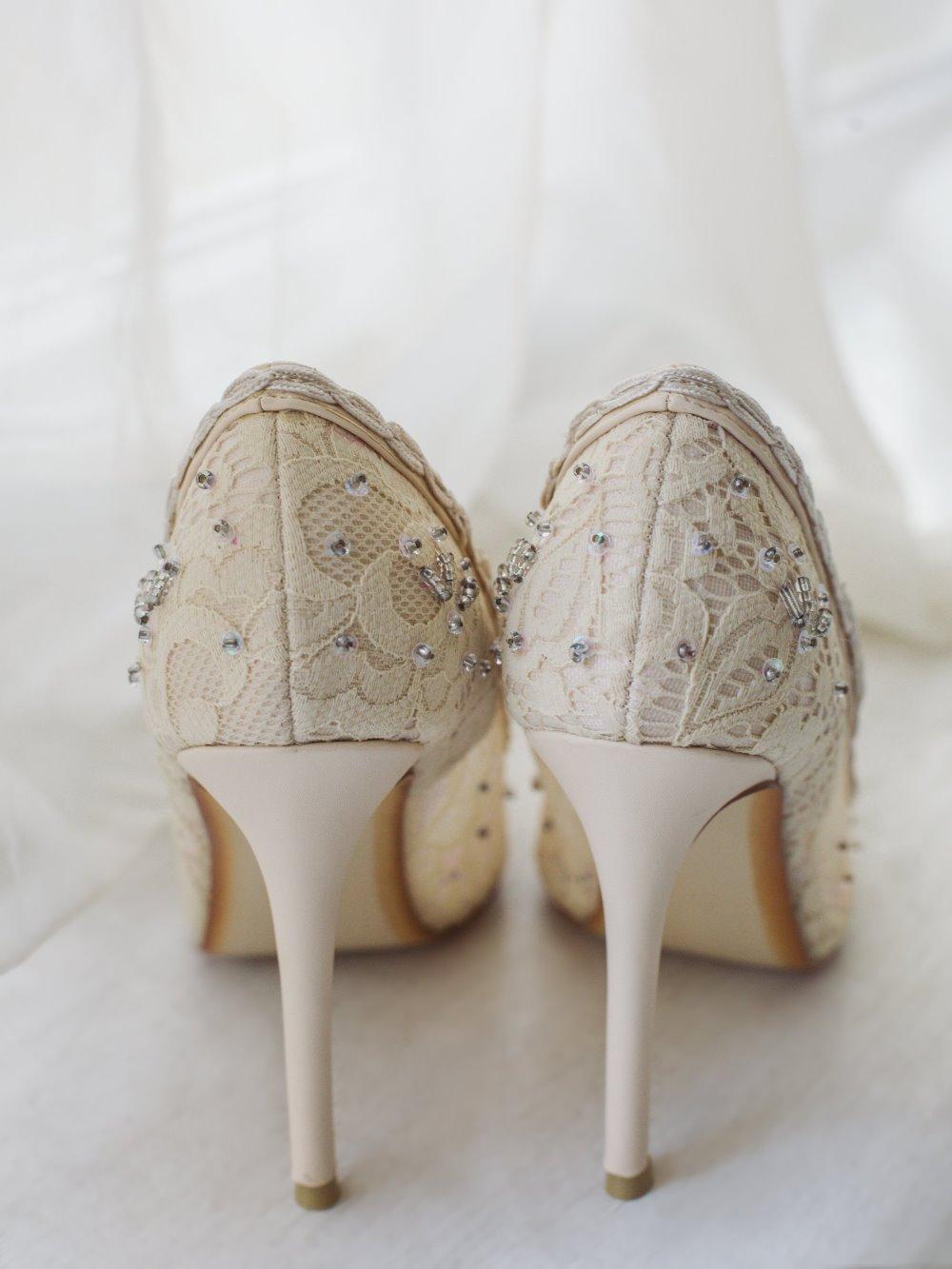 Туфли лодочки кружево 2