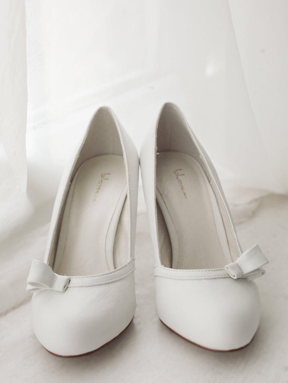 Туфли с бантиком 1