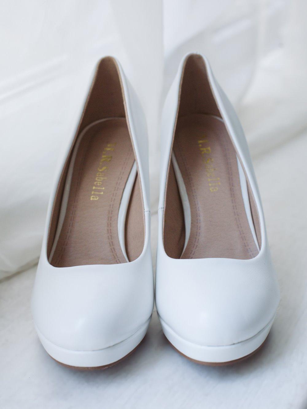 Туфли свадебные 1