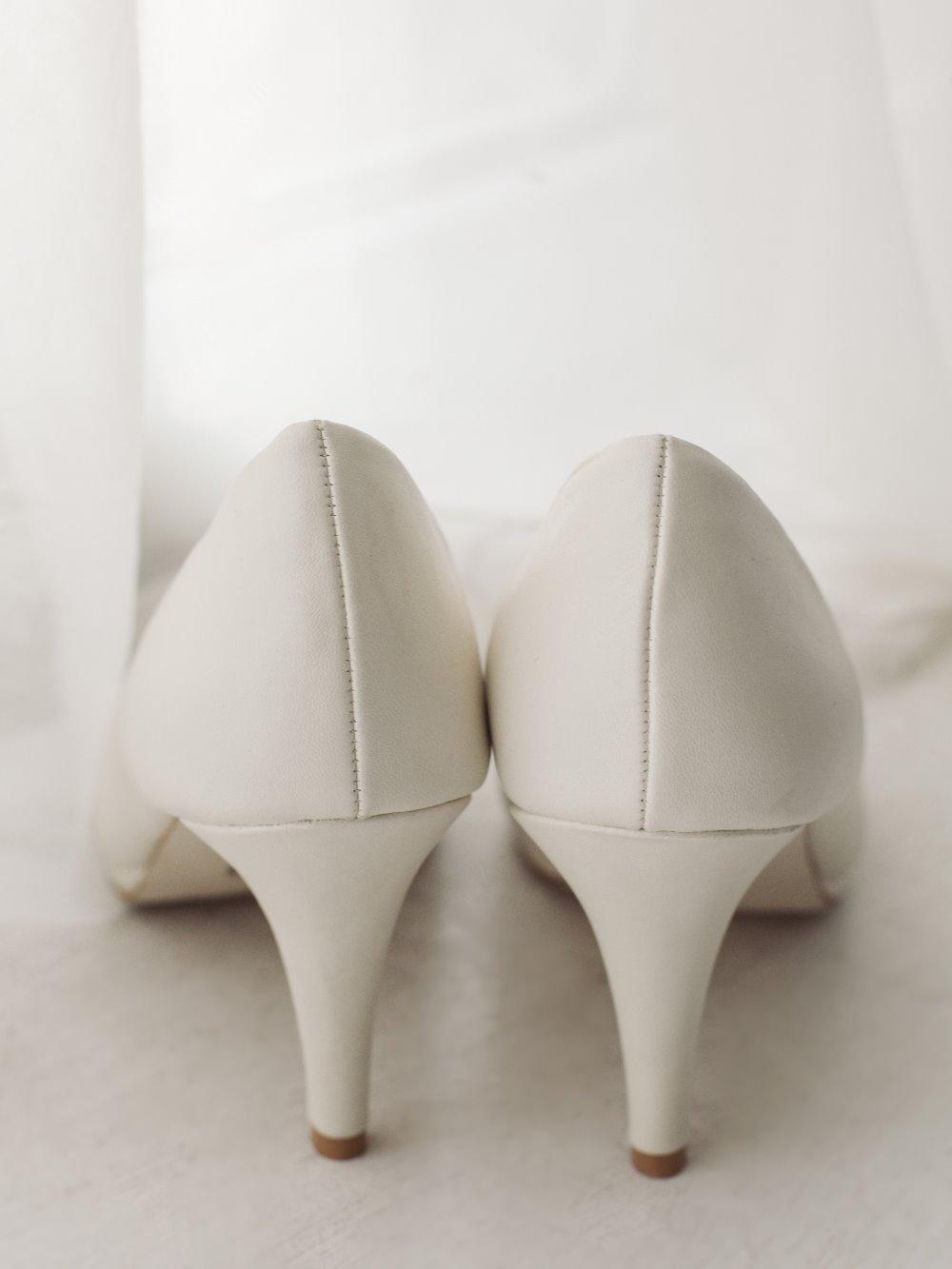 Туфли свадебные устойчивый каблук 2