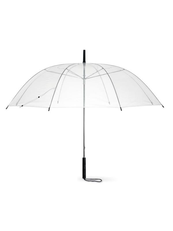 Зонт прозрачный 1