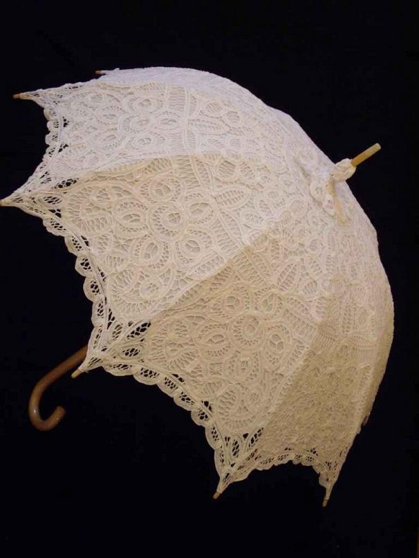 Зонт ажурный 1