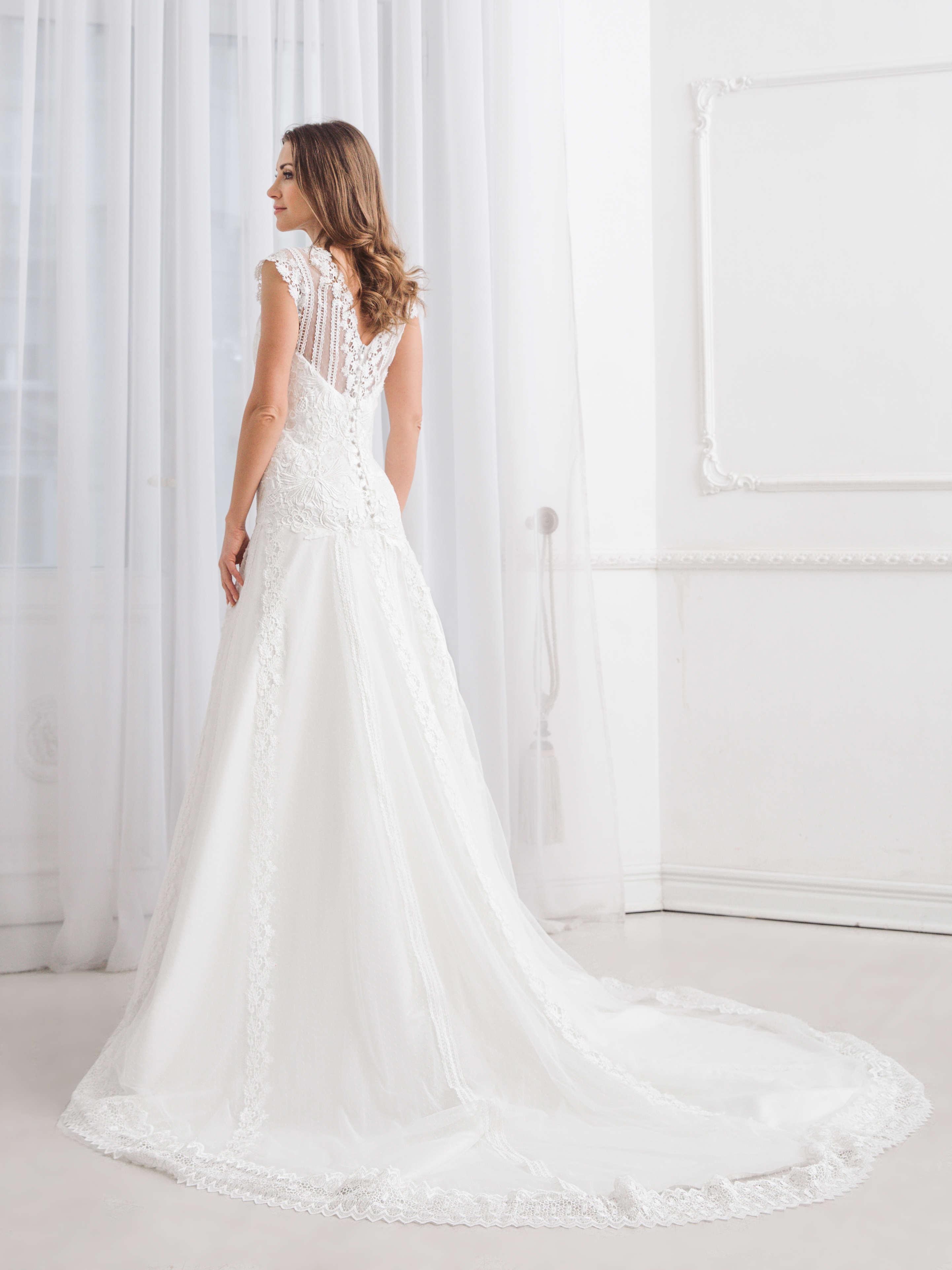 Свадебное платье Irena 2