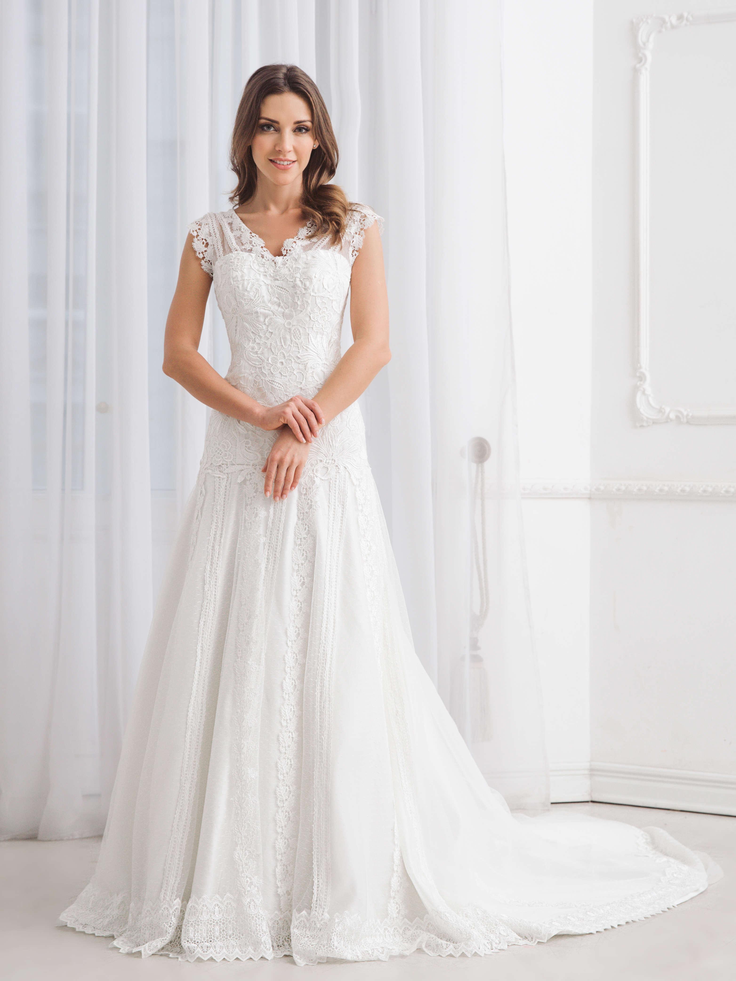 Свадебное платье Irena 1