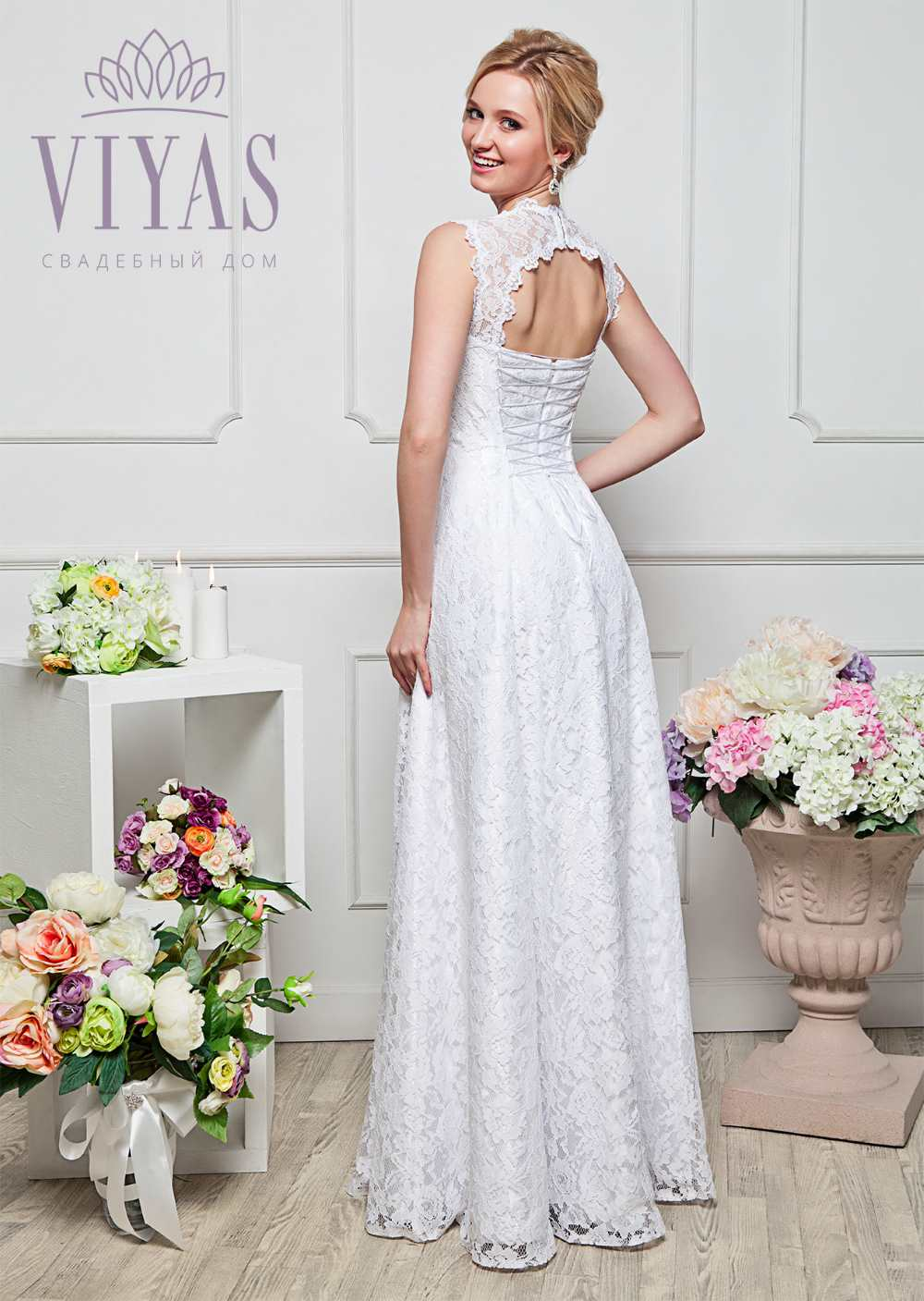 Свадебное платье Голливуд 2