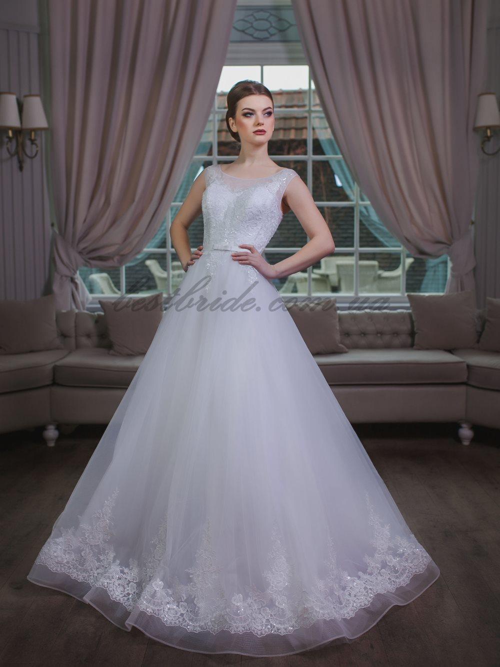 Свадебное платье Стэси 1