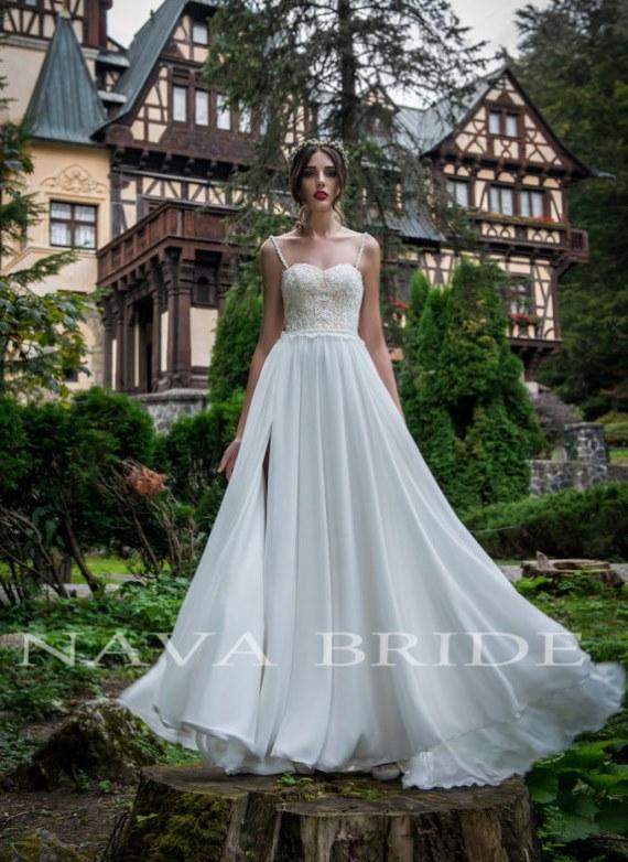 Свадебное платье Emilia 1