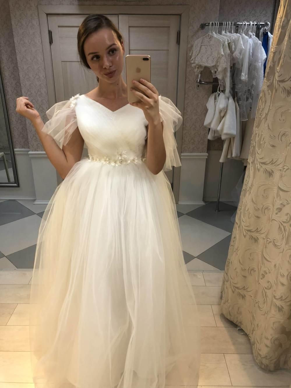 Свадебное платье Амаранта 1