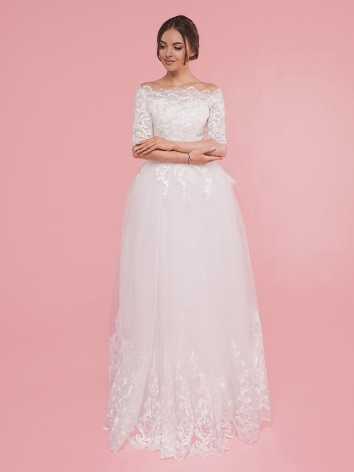 Свадебное платье Амбра 1