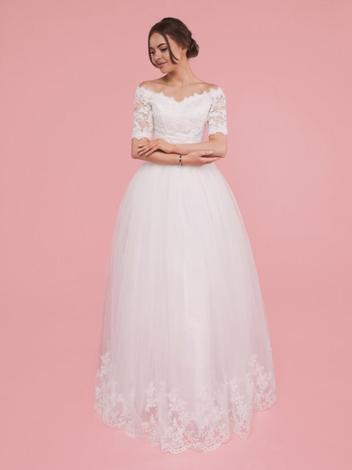 Свадебное платье Амели 1
