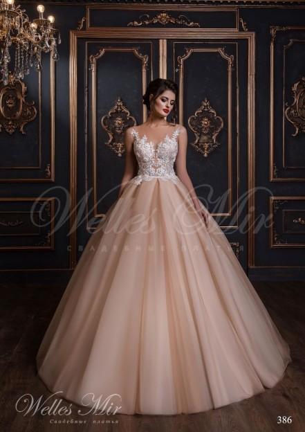 Свадебное платье Ashvay