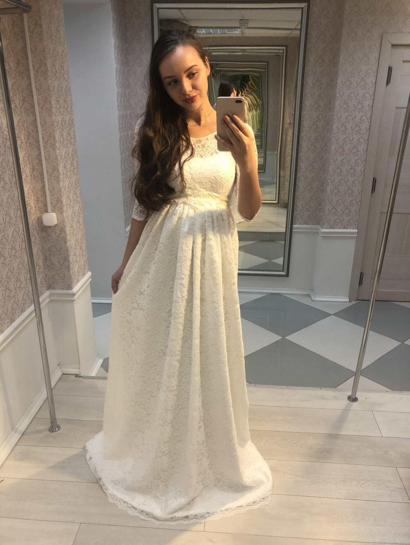 Свадебное платье Аурелия 1