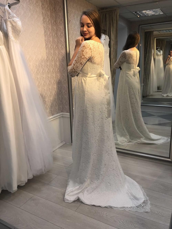 Свадебное платье Аурелия 2