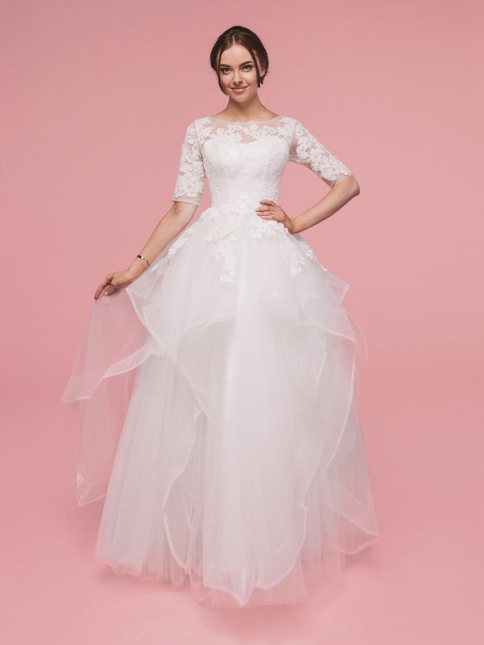 Свадебное платье Джоан 1
