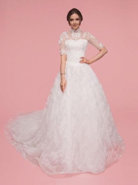 Свадебное платье Фина