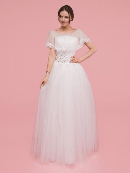 Свадебное платье Ицар