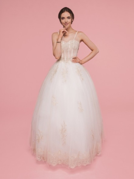 Свадебное платье Лилио