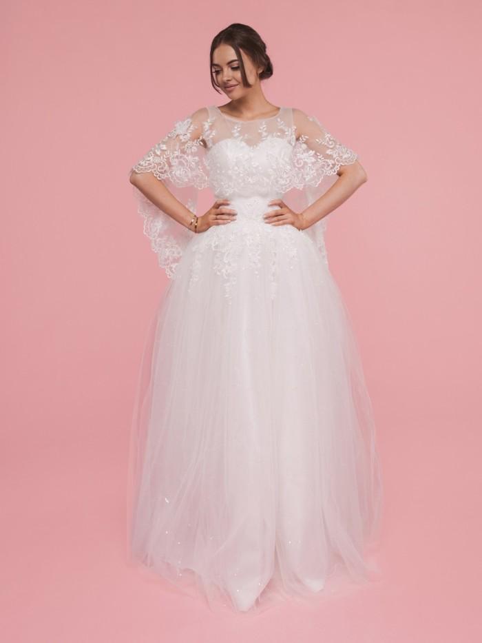 Свадебное платье Лизи 1