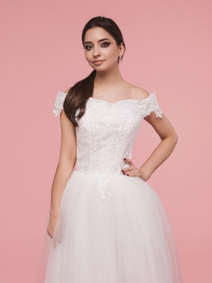 Свадебное платье Люси 2