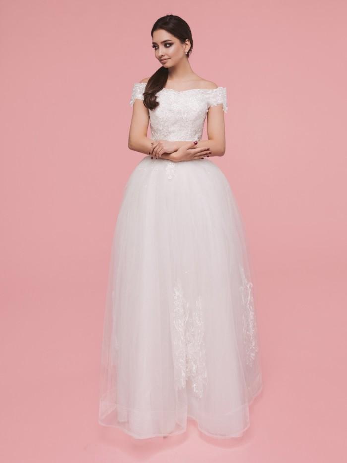 Свадебное платье Люси 1