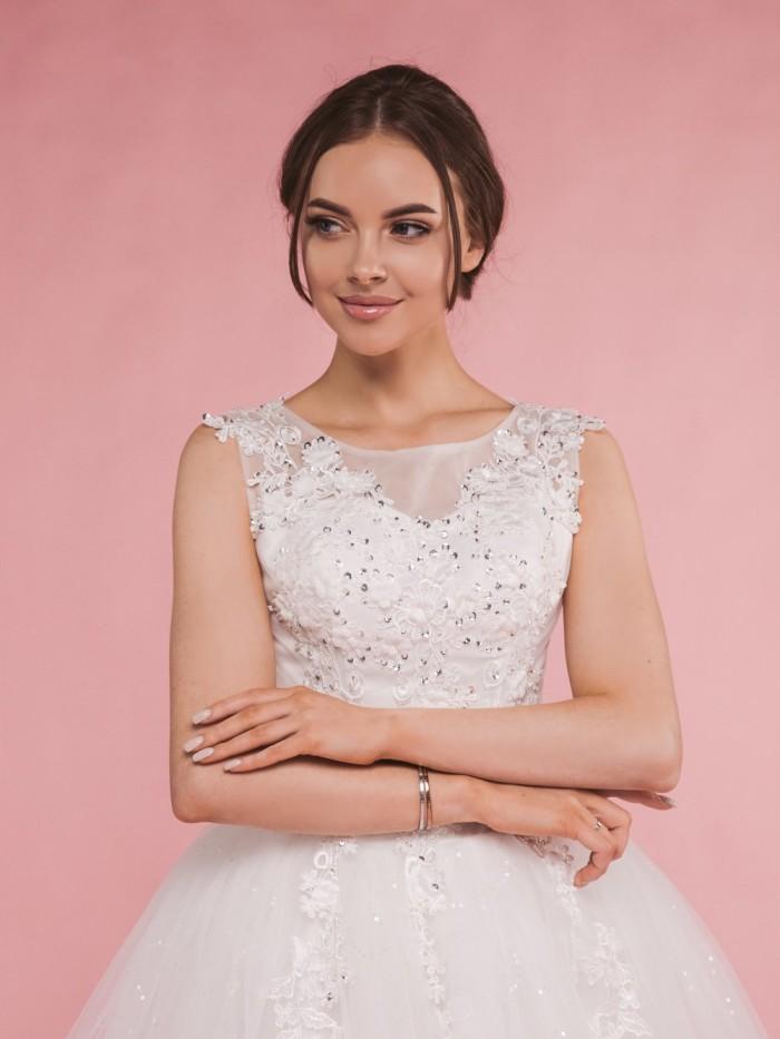 Свадебное платье Мелита 3