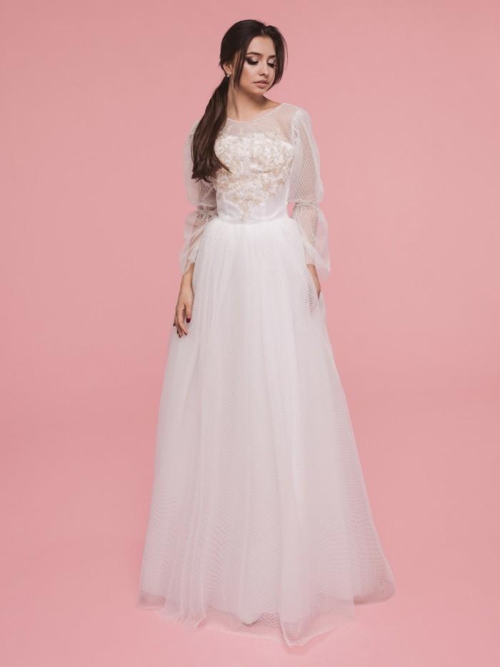 Свадебное платье Моник 1