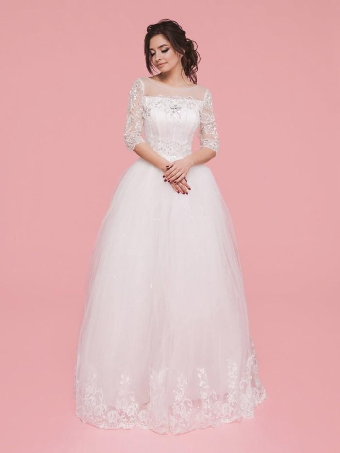 Свадебное платье Нэтэйл 1