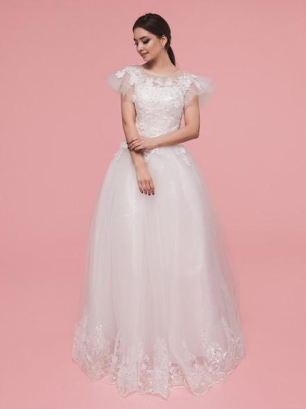 Свадебное платье Одетт