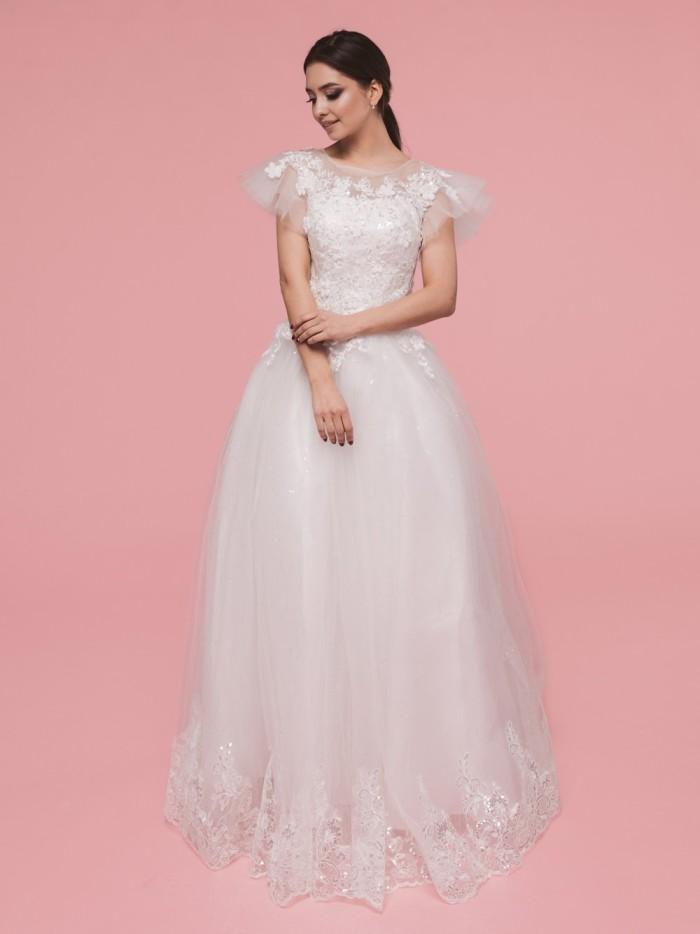 Свадебное платье Одетт 1