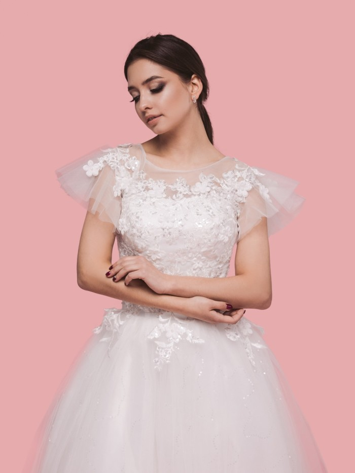 Свадебное платье Одетт 3