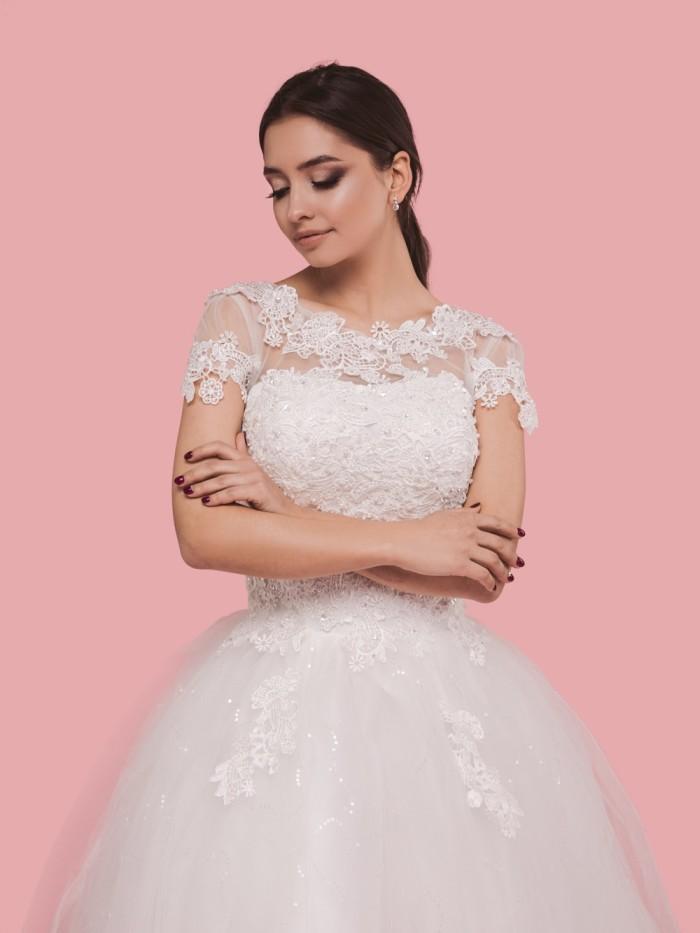 Свадебное платье Саладина 3
