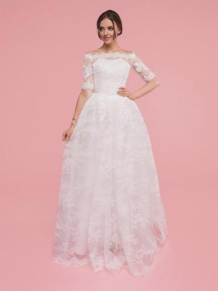 Свадебное платье Велия