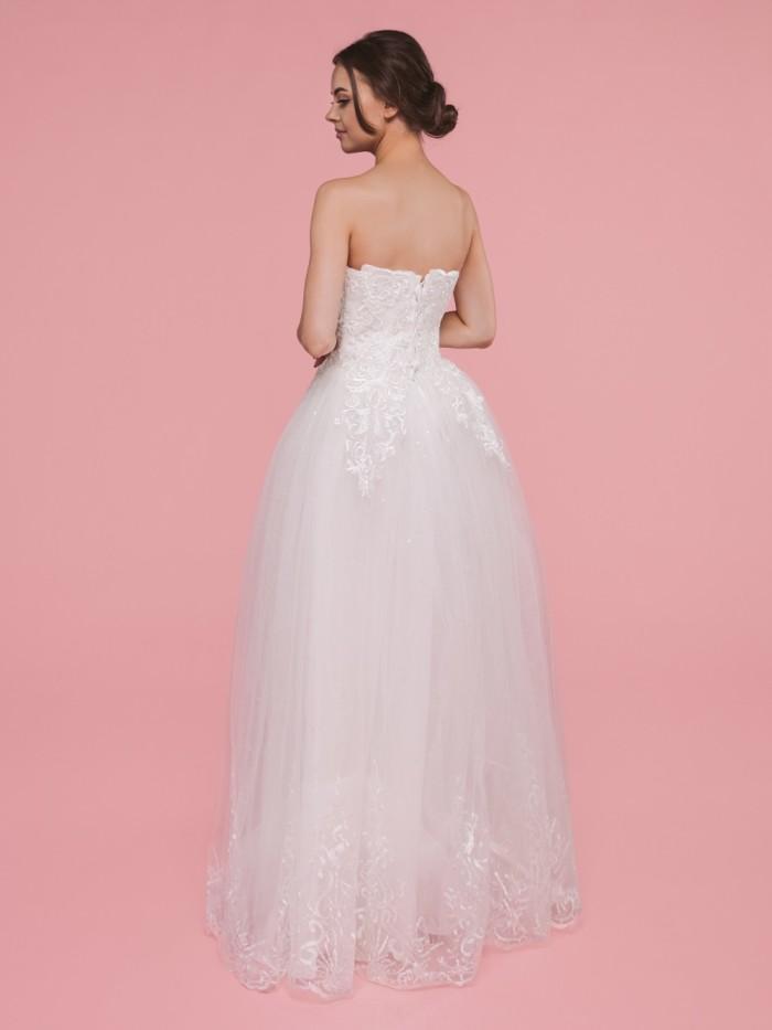Свадебное платье Жизель 2