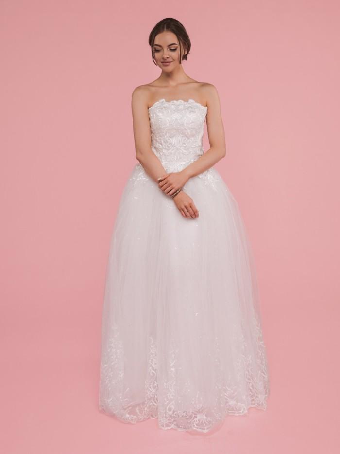 Свадебное платье Жизель 1