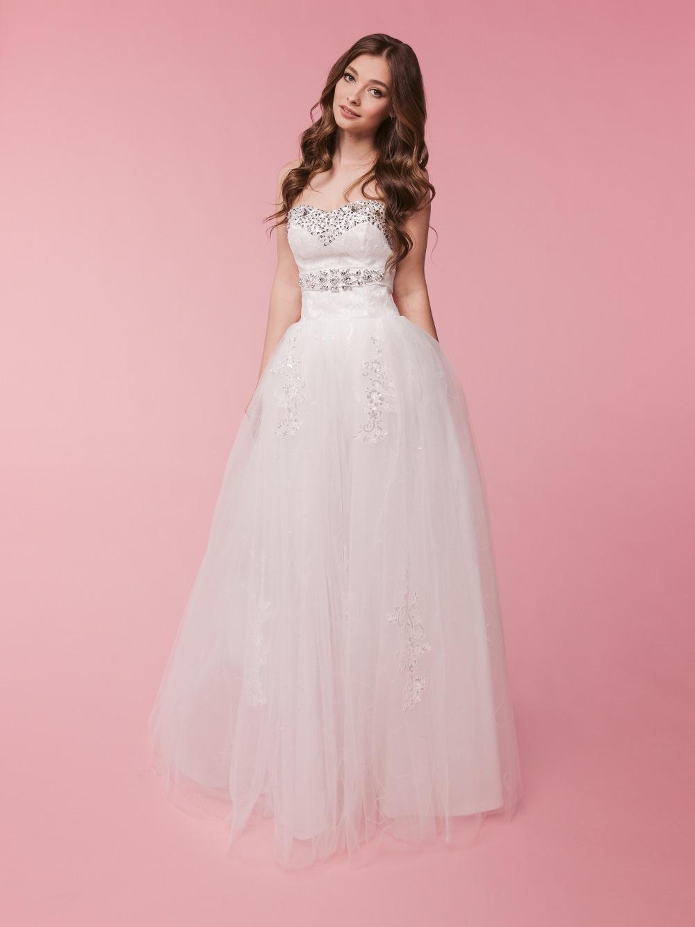 Свадебное платье Агата 1