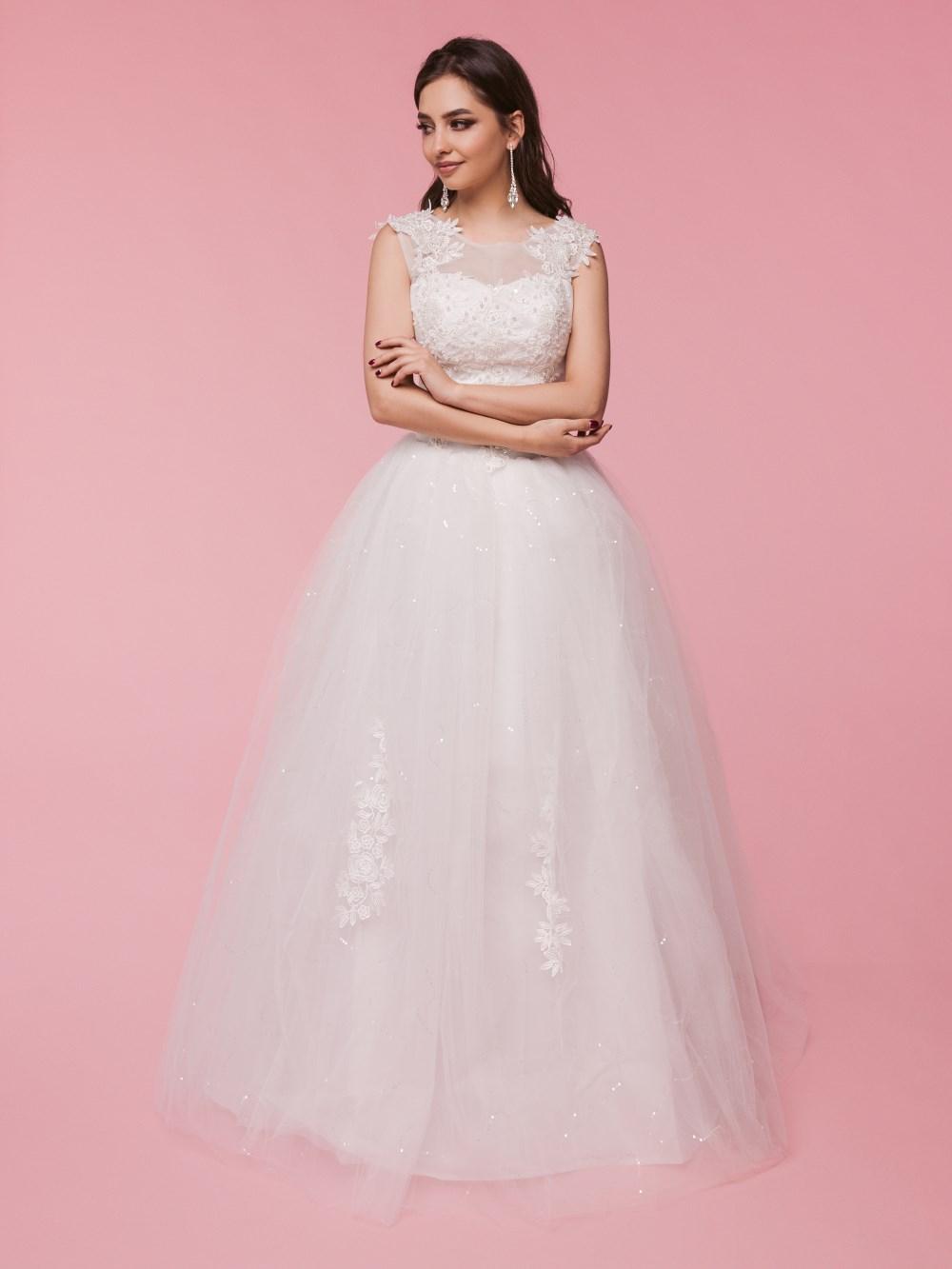 Свадебное платье Барбара 1