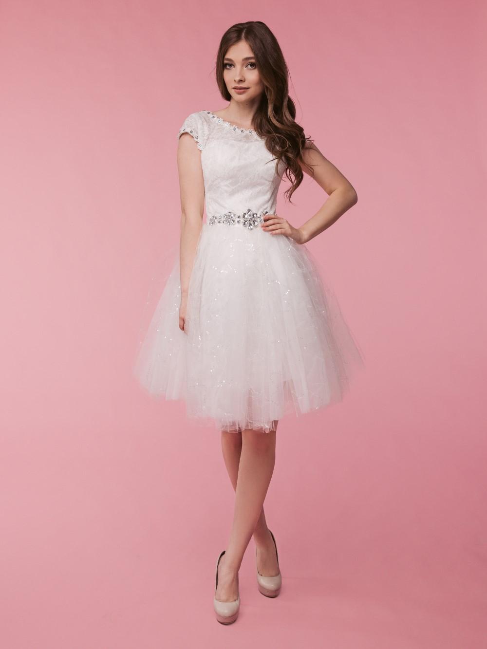 Свадебное платье Бони 1