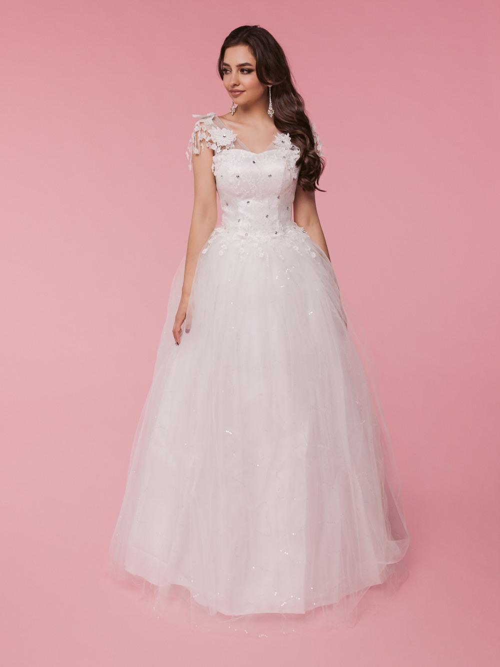 Свадебное платье Жанет 1