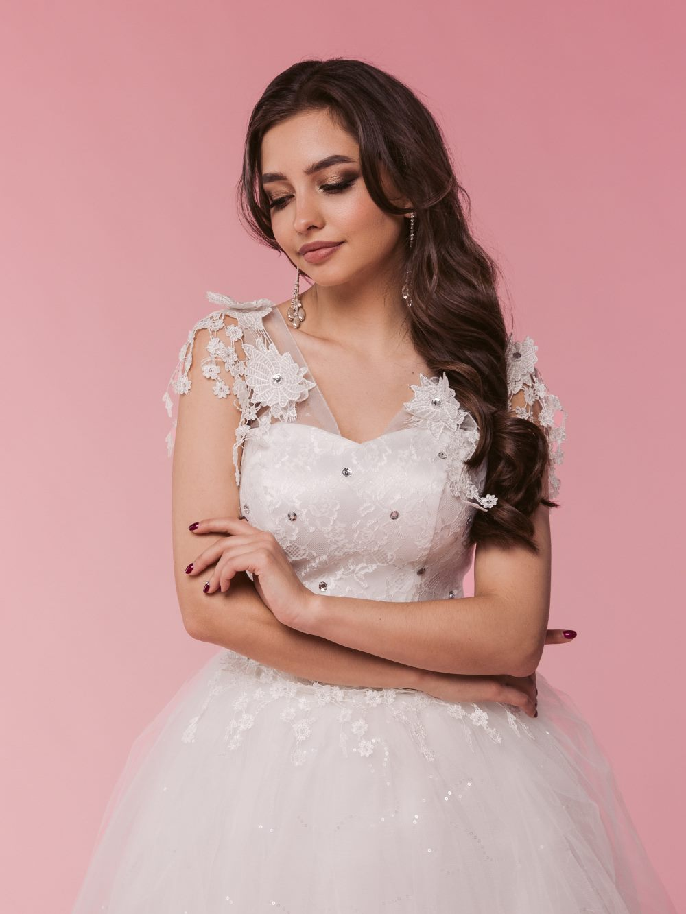 Свадебное платье Жанет 3