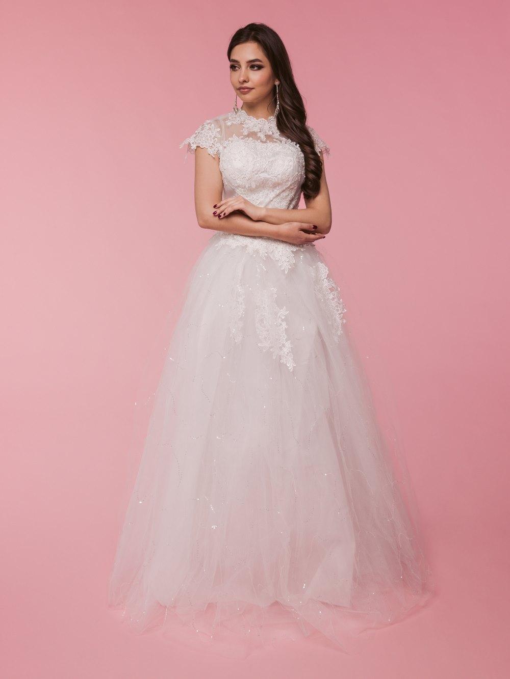 Свадебное платье Хлоя 1