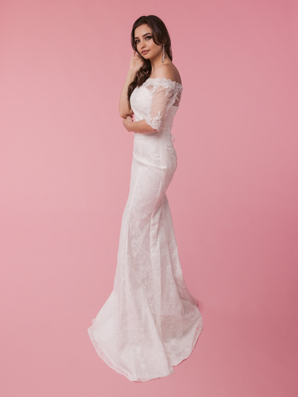 Свадебное платье Луи 2