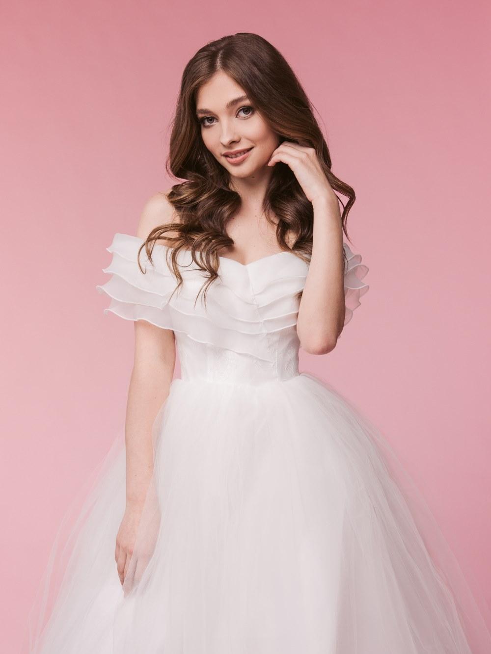 Свадебное платье Мерида 2