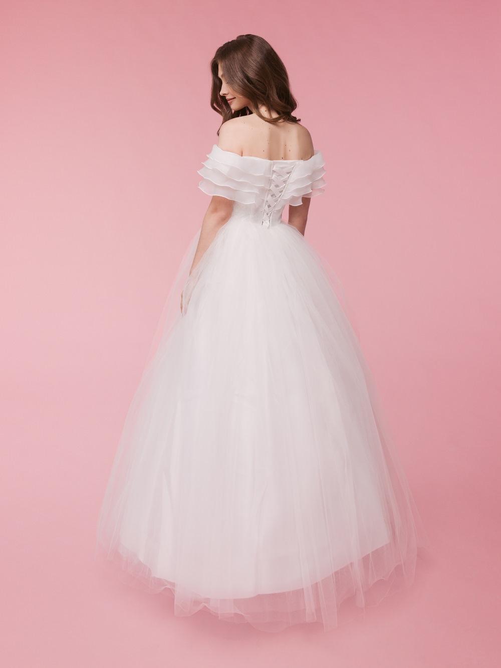 Свадебное платье Мерида 3