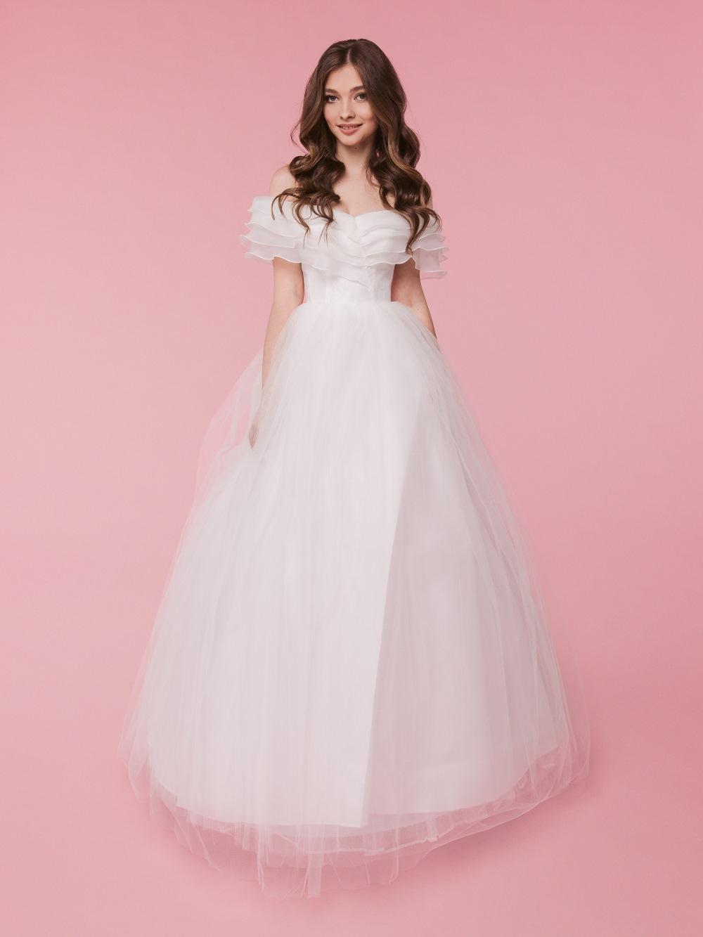 Свадебное платье Мерида 1
