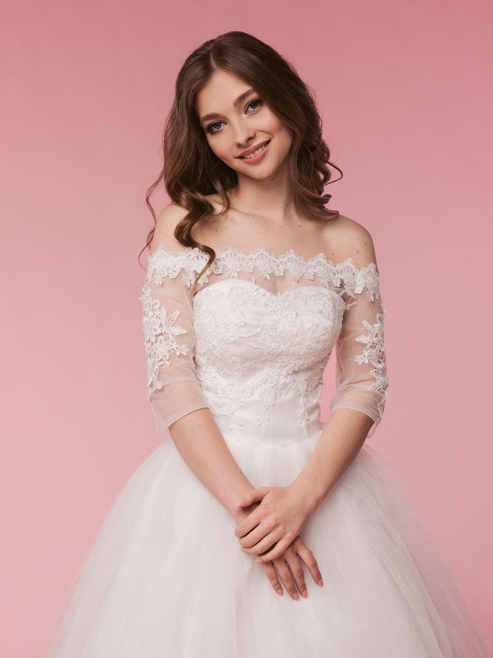 Свадебное платье Мимоза 2