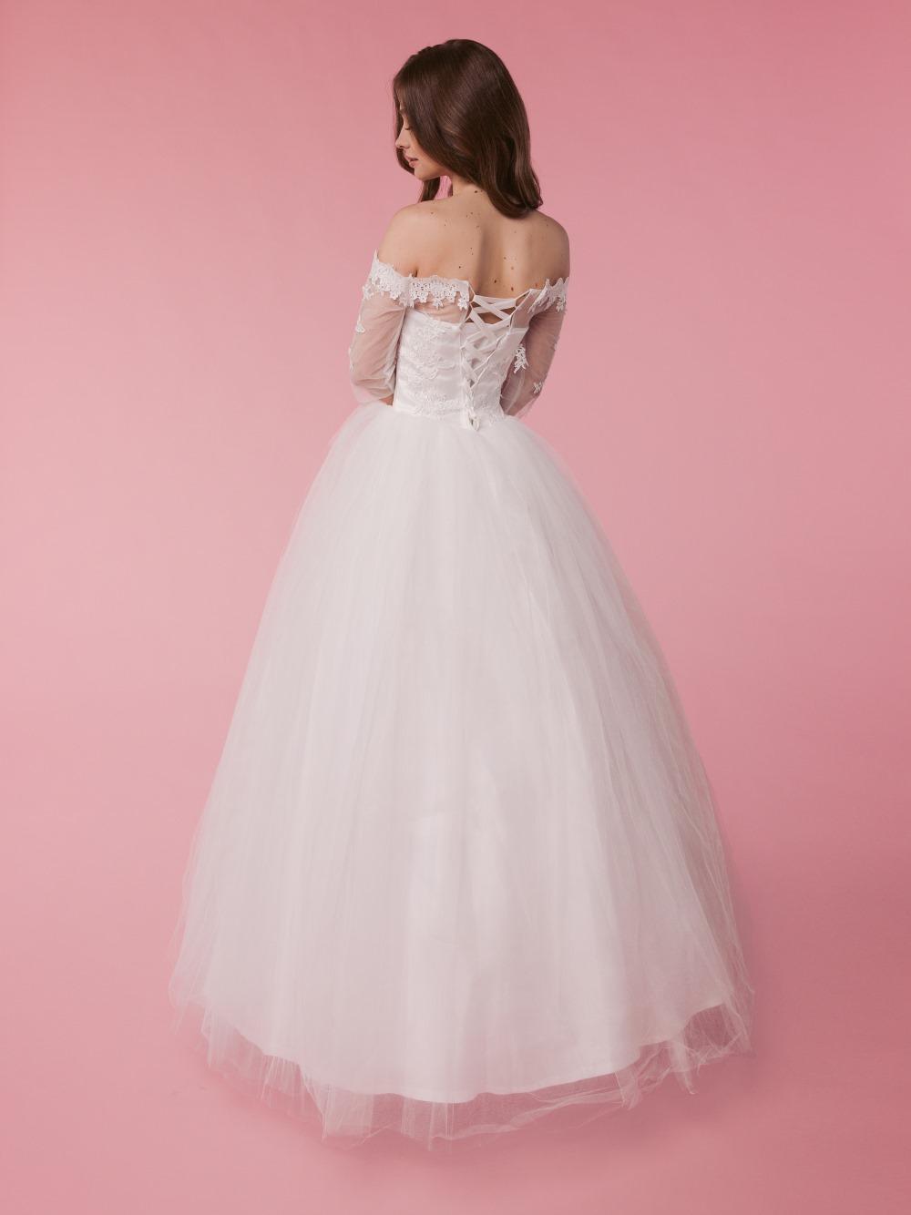 Свадебное платье Мимоза 3