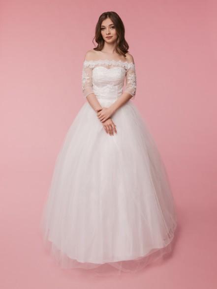 Свадебное платье Мимоза